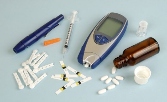Diabetes Blood Sugar Monitor Pills