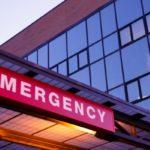 Emergency Dept Sign