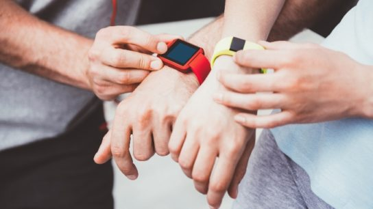 Do fitness trackers actually encourage healthy behavior?