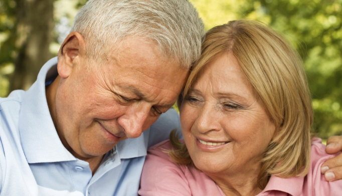 Marriage Related to Bone Health in Men and Women