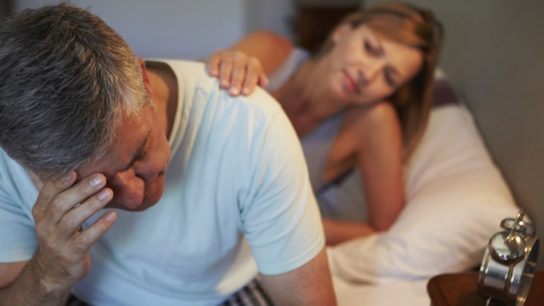Testosterone Levels May Affect Sexual Function in Older Men