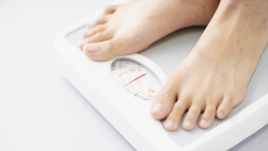Weight loss linked to hot flash reduction