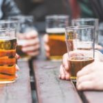 Alcohol Use and Dependence in Young Adults