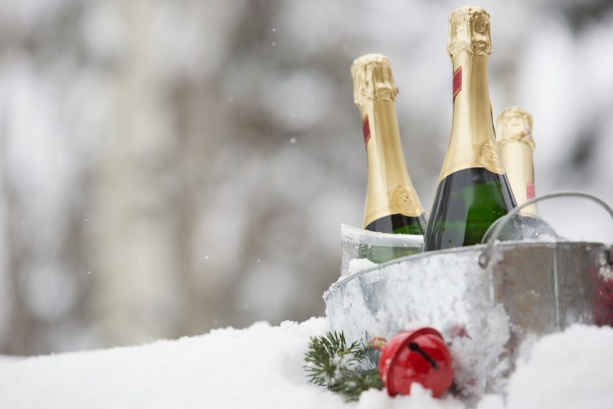 """From holiday-themed cocktails to wine and beer tastings, alcohol is ubiquitous during the holidays. Although the risk of experiencing hypoglycemia exists, the ADA confirms that people with diabetes can still sip safely.6 If a patient plans on consuming alcohol, encourage them to perform additional blood glucose checks (eg, before, during, and after indulging) and to avoid drinking on an empty stomach. In addition, the ADA encourages people with diabetes to """"be sure [that] blood sugar is at a safe level — between 100 and 140 mg/dL — before you go to sleep.""""6 The 2015 to 2020 Dietary Guidelines for Americans7 defines moderate drinking as up to 1 drink per day for women and 2 drinks per day for men, with a drink defined as 0.6 fluid ounces (fl oz; 14 g) pure alcohol per beverage. The following reference beverage guidelines may help patients make safer decisions, especially when consuming mixed drinks: 12 fl oz regular beer (5% alcohol), 5 fl oz wine (12% alcohol), or 1.5 fl oz 80-proof distilled spirits (40% alcohol).7"""