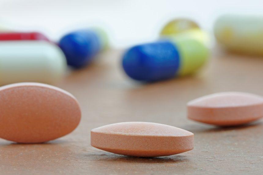Statins, pills