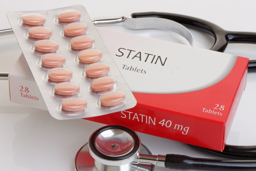 statin therapy treatment, pills