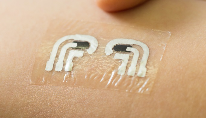 Temporary Tattoo-Based Sensor Can Detect Glucose Levels
