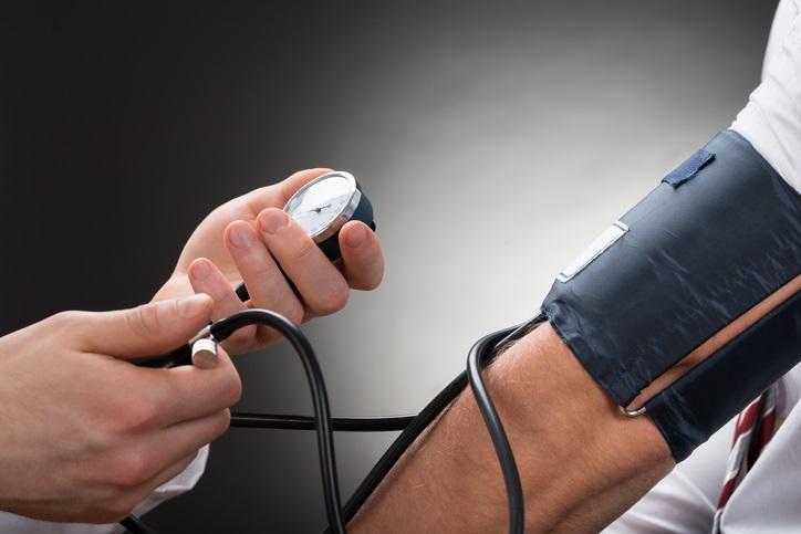 blood pressure hypertension