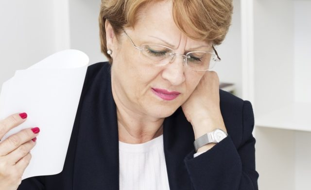 Hot Flashes May Persist After Menopause