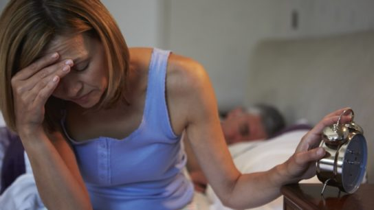 Chronic Insomnia May Hike Hypertension Risk