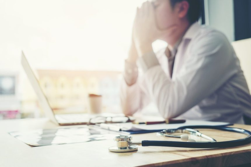 Physician burnout