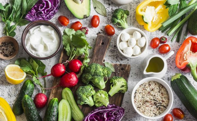 Mediterranean diet ranked high in Best Overall Diets.