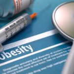 Medical diagnosis of obesity concept