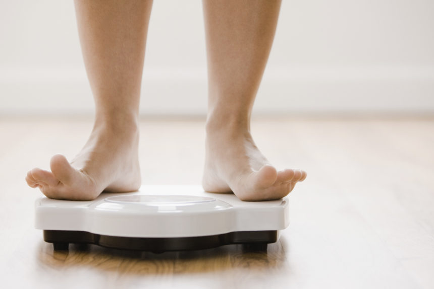 scale weight BMI